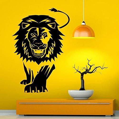 YuanMinglu Pegatinas de Pared de león calcomanías Vinilo ...