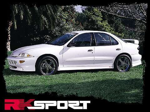 RKSport Chevy 02013000 2-Door Ground Effects Package, 1995-1999 Chevy (2 Door Ground Effects)