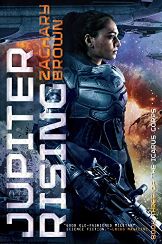 Jupiter Rising (The Icarus Corps Book - Jupiter Brown