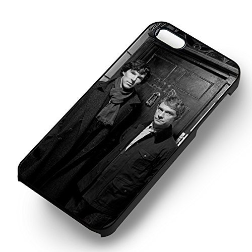 Greatest Detective Sherlock Holmes pour Coque Iphone 6 et Coque Iphone 6s Case (Noir Boîtier en plastique dur) I3F6UG