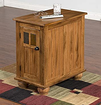 Sunny Designs Sedona Rectangle End Table