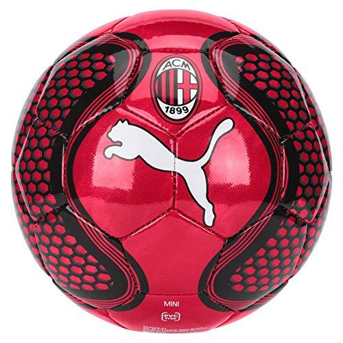 Puma AC Milan Future Ball, Unisex - Adulto, Tango Red-Puma Negro, Mini