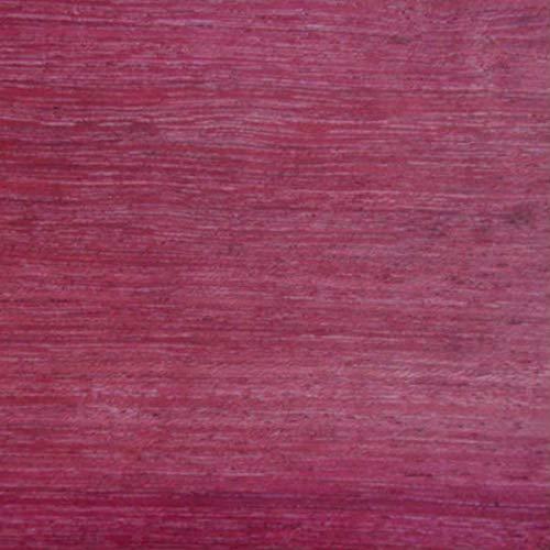 Wood Bowl Blank: Purpleheart (6x6x2)