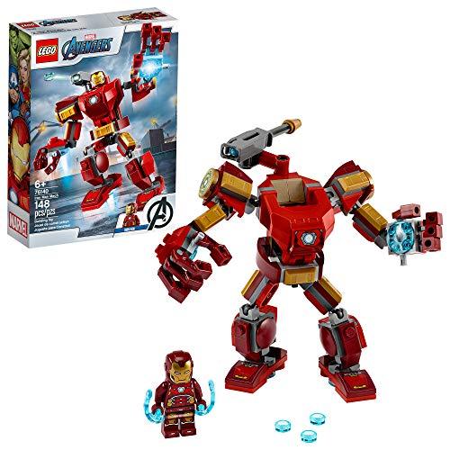 Lego Marvel Avengers Iron