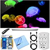 LG 65EF9500 65-Inch 2160p Flat OLED 4K TV Bundle with Microfiber Cloth, 2 HDMI Cables and Surge Protector with USB Ports & Cleaning Kit review