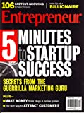 img - for Entrepreneur, February 2008 Issue book / textbook / text book