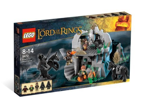LEGO (LEGO) Lord of the Rings attack on Weathertop 9472