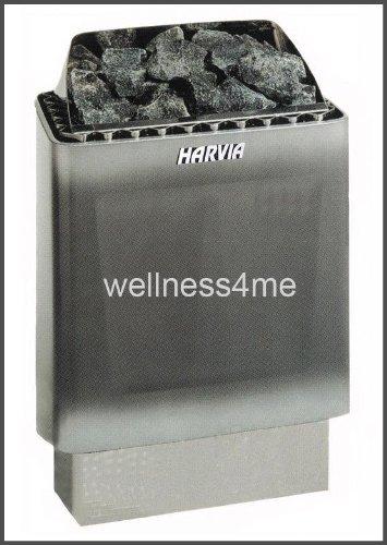 Saunaofen Harvia KIP90E 9 kW mit Steine