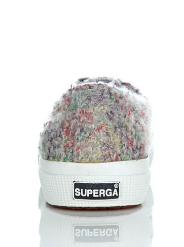 Superga 2750- FANTASYW 8 S006NH0 - Zapatillas fashion de tela para mujer Gris