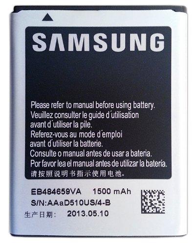 Bateria Celular Samsung EB484659VA 1500 mAh para Samsung Conquer 4G SPH D600 / Exhibit 4G SGH T759 / Exhibit II 4G SGH T