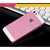 Rapid Zone Glitter Beautiful Coated Hard Back Cover For Apple Iphone 4/4s - Pink