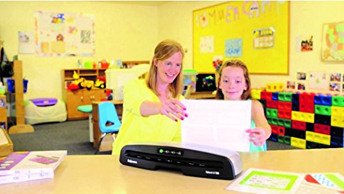 Fellowes 9.5 inch, 1 Minute Warm-up with Laminating Kit
