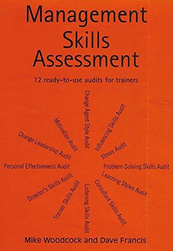 R Dan and Co Inc - Download Management Skills Assessment: 12