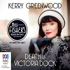 Death at Victoria Dock Audiobook