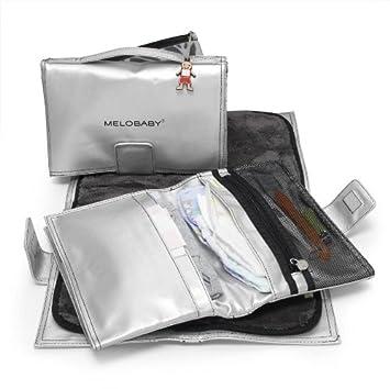 Amazon.com: Melobaby – Cambiador de pañales Wallet (Monedero ...