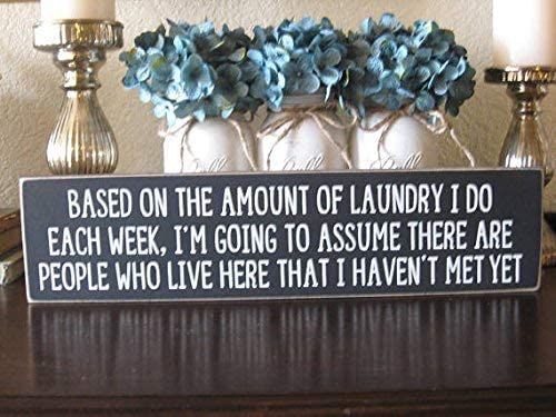 Amazon Com Emily Laundry Sign Laundry Room Decor Laundry Modern Farmhouse Farmhouse Laundry Farmhouse Fixer Upper Antique Cabin Wall Art Decoration Plaque Sign Home Kitchen