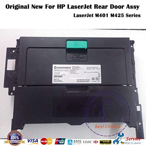 Printer Parts Original RM2-5430 RM2-5430-000CN RM2-5405-000CN RM2-5405 Rear Door Assy for HP M402 M426 426 402 M401 M425 P2055 Series - (Color: P2055 P2035 Series) ()