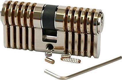 Cerradura cilíndrica MultipickMK2 30/30 para prá ...