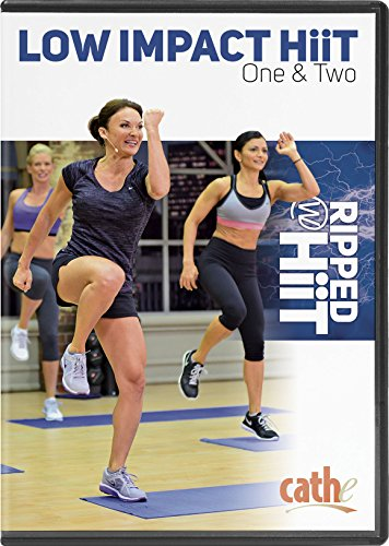 Cathe Friedrich: Ripped with HiiT - Low Impact HiiT by Cathe Dot Com