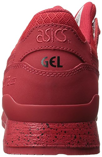 Course Asics Synthétique Gel red Iii Chaussure lyte Red De anarqSYW