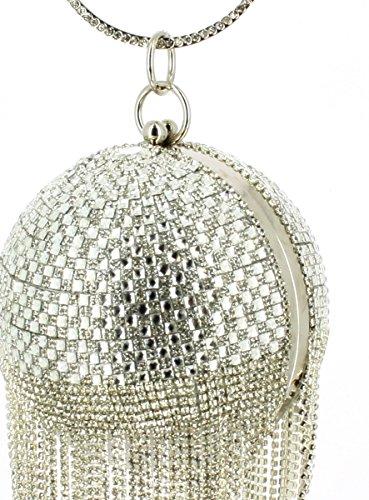 Clutch Bag Boutique Boule Rond Magique Hqnx7xa0