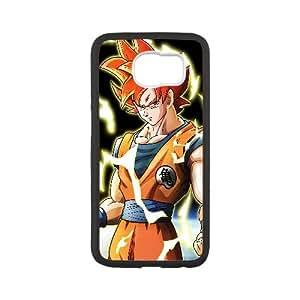 Goku Dragon Ball Z Battle Of Gods Anime Samsung Galaxy S6 Cell Phone Case Black DAVID-176915