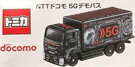 トミカdocomo非売品NTTドコモ5Gデモバスミニカー