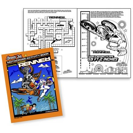 smooth-industries-ronnie-renner-activity-book