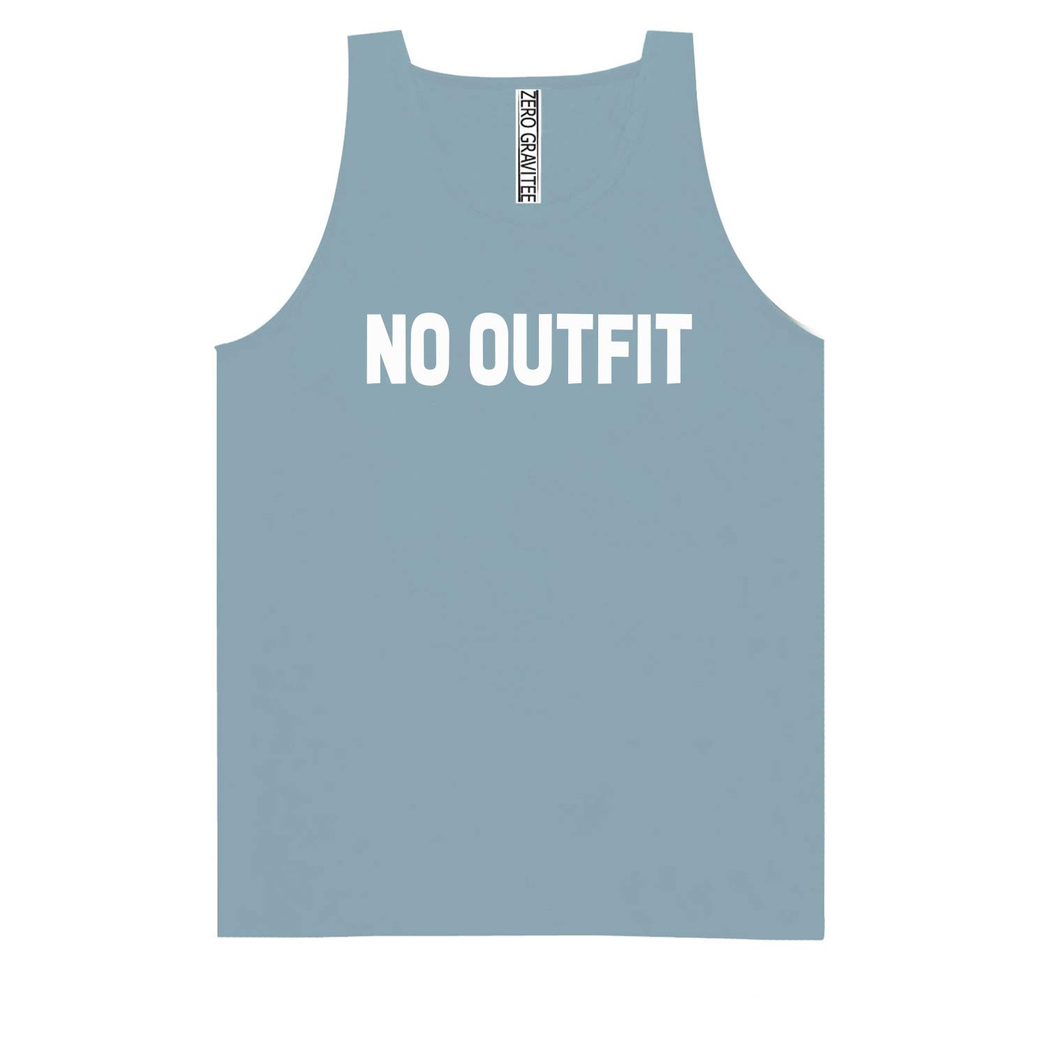 NO Outfit Adult Pigment Dye Tank Top