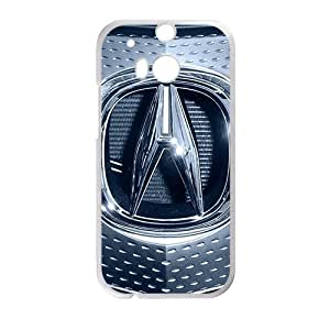 Happy Acura sign fashion cell phone case for HTC One M8