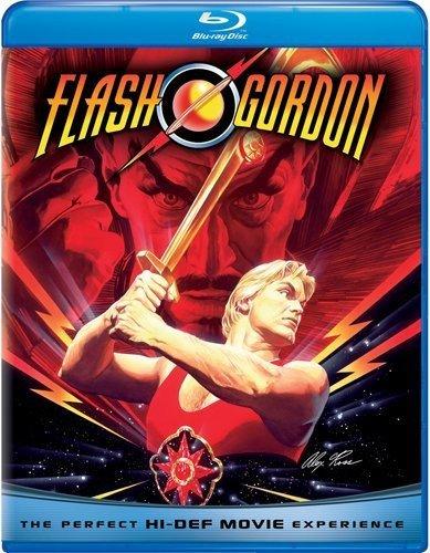 Flash Gordon 30th Anniversary Edition [Blu-ray] Topol Sam Jones Sam J. Jones Melody Anderson