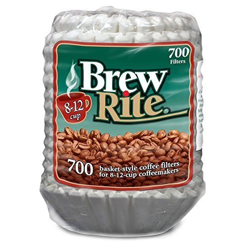 Brew Rite Coffee Filter - 700 ct. Pack of 2 (1400ct Total)