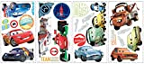 RoomMates Cars 2 Peel & Stick Wall Decals