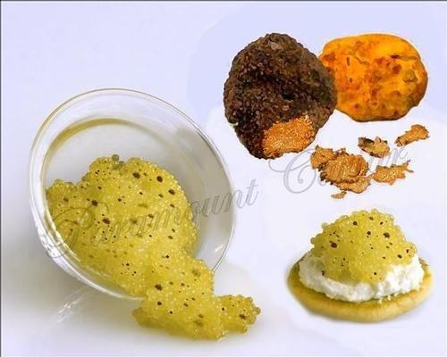 Golden Truffled Whitefish Roe Jar, 11.5 oz