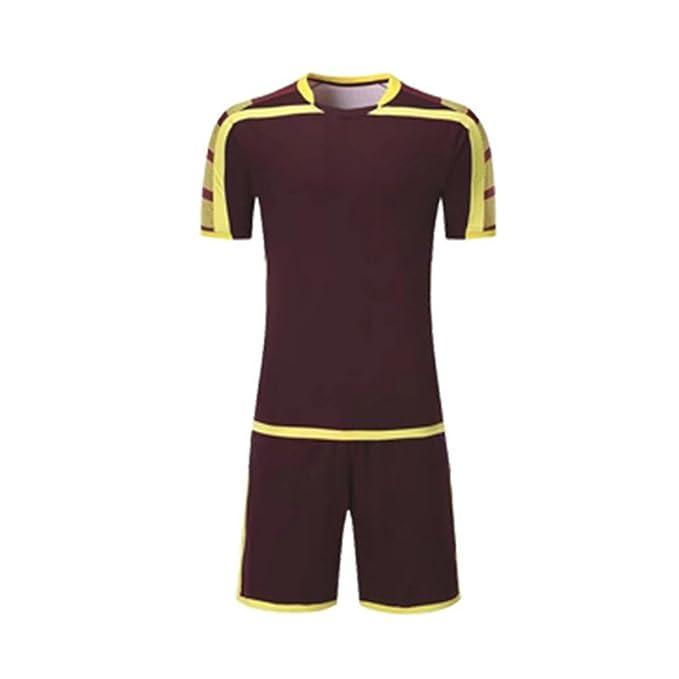 Inlefen Männer Fußball Jersey Jungen Fußball Anzug