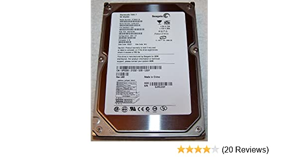 "Seagate Barracuda 7200.7 80GB  7200RPM 3.5/"" Desktop hard drive ST380011A"