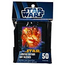 Fantasy Flight Games Deck Protector: Star Wars Art Sleeves - New Hope
