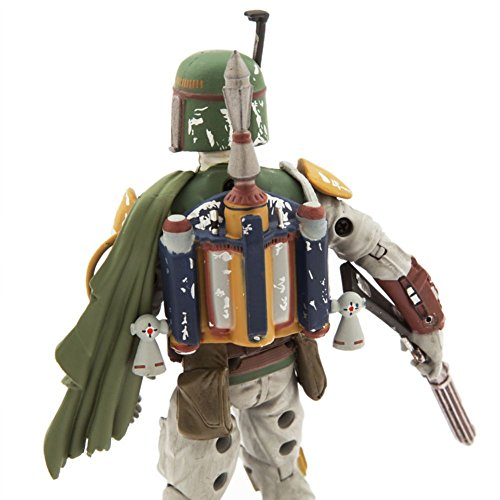 "Boba Fett Cape Elite Series Die Cast Action Figure – 7"" – Star Wars"