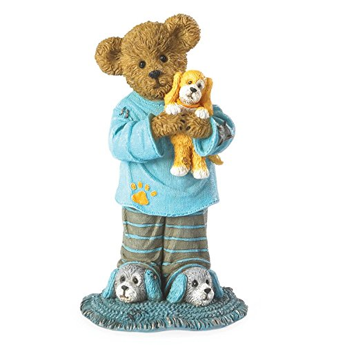 Boyds Bears Benji Goodfriend with Buster - Polyresin Boy Bear Shopping Results