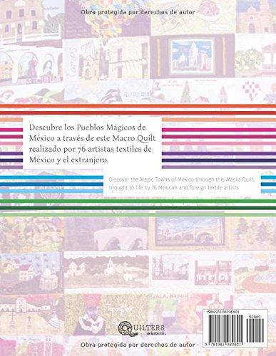 Macro Quilt: Pueblos Mágicos (Spanish Edition): Quilters de México, Malú Colorín, Lalo Ramírez, Fatima Landi: 9781982980801: Amazon.com: Books