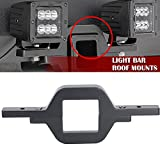 2011 nissan altima trailer hitch - QuakeWorld Tow Trailer Hitch Mounting Mounts Light Bracket Fit Cube/Pod LED lights Backup Reverse Lights Rear Search Lighting Off-Road Work Light Bar Lamps For Truck SUV Trailer RV Pickups 4x4