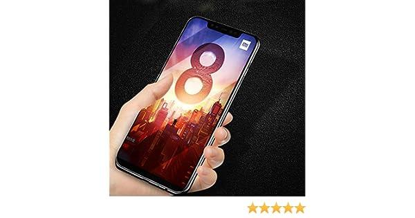 3 Piezas] 9H Full Cover Tempered Glass For Xiaomi Mi8 8 SE Mi A1 ...