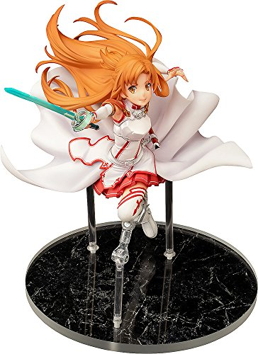 - Aquamarine Sword Art Online The Movie: The Flash Asuna 1: 7 Scale PVC Figure AQ65099