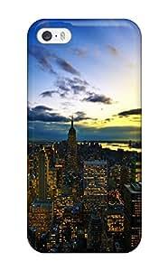 [aMWvoza16806PfGEO] - New City Protective Iphone 5/5s Classic Hardshell Case