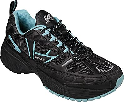 UK Gear Womens XC-09 Trail Running Shoe