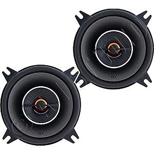 """JBL GX402 2-Way GX Series Coaxial Car Loudspeaker, 4"""""""
