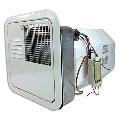 Suburban SW6DE RV Water Heater Camper Trailer DSI Elec/lp w/White Door by Suburban