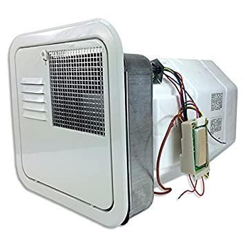 Suburban Sw6de Rv Water Heater Camper Trailer Dsi Elec Lp W White Door Amazon Com