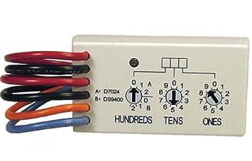Bosch D7044M Multiplex Mini Single-Input Module