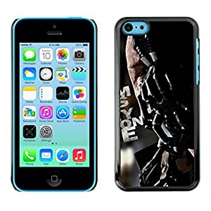 Hot Style Cell Phone PC Hard Case Cover // M00103591 quotes bane // Apple iPhone 5C